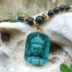 Green Buddha 3